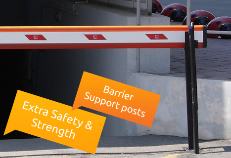 Barrier Arm Support Posts